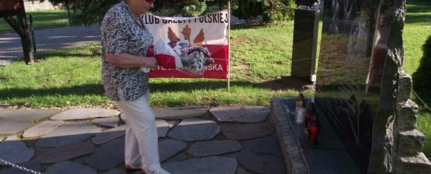 Miesięcznica tragedii smoleńskiej w Stegnie Gdańskiej