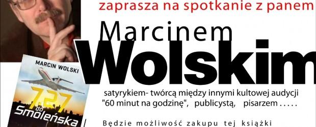 Marcin Wolski na Pomorzu – 11-13 lipca
