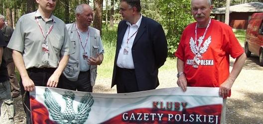Klub Gazety Polskiej w Trzebini, zaczyna drugi roczek działalności.