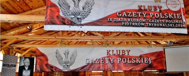 """[Fotorelacja]  IX Zjazd Klubów """"Gazety Polskiej"""" – Piotrków Trybunalski (wideo)"""