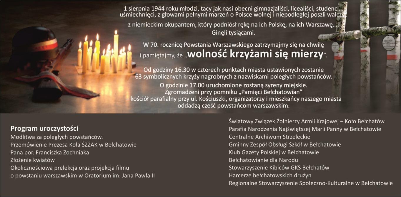 Belchatow_powstanie warszawskie 2014