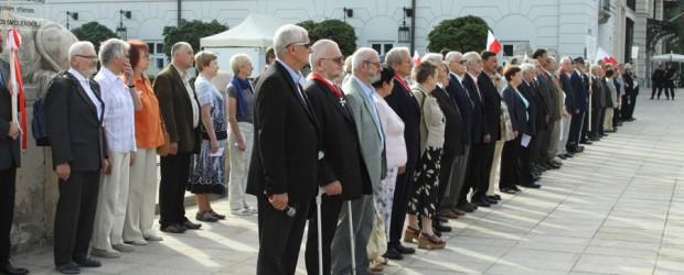 Zaproszenie na VII Wartę Honorową Odznaczonych w holdzie Ofiarom Tragedii Smoleńskiej