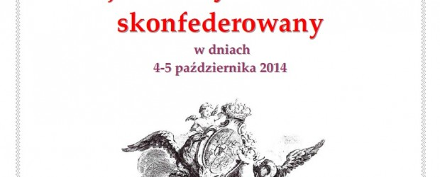 Zjazd szlachecki – Sejm Walny