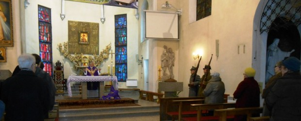 Msza za Ojczyznę w Nowym Tomyślu