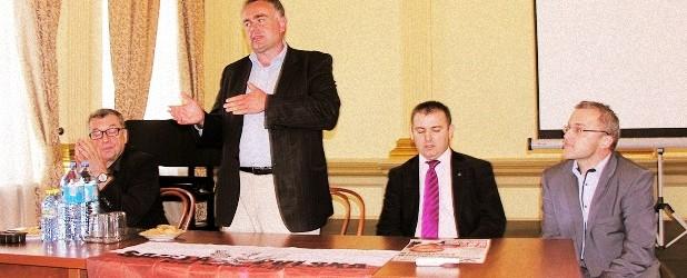 """[Tydzień w Klubach """"GP""""] Spotkania redaktora Sakiewicza"""