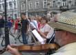 Patriotyczne śpiewanie w Tarnowie (wideo)