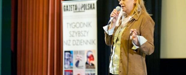 Spotkanie z Anitą Gargas w Busku-Zdroju, 6 września,