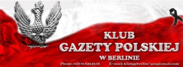 """Berlin – spotkanie: """"Polska w filmowym kadrze Grzegorza Brauna"""", 20 września"""