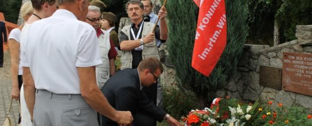 Rocznica Powstania Warszawskiego w Koninie