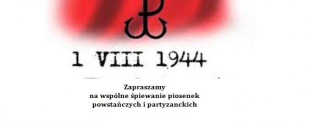"""Kraśnik – """"Czuwaj wiaro i wytężaj słuch!"""", 70. rocznica wybuchu Powstania Warszawskiego, 1 sierpnia"""