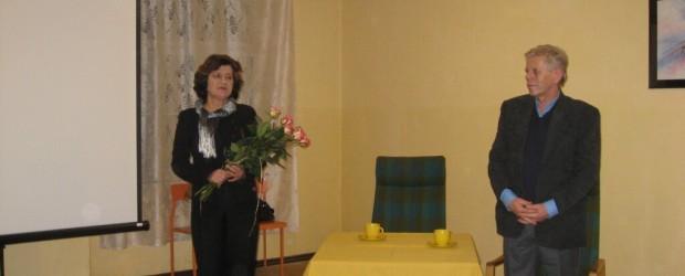 Spotkanie z więźniarką stanu wojennego dr Iwoną Horodecką