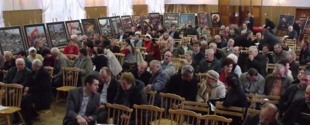 Krzywiń – spotkanie z ministrem środowiska prof. Janem Szyszko