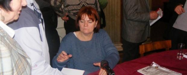 Red. Dorota Kania w Poznaniu