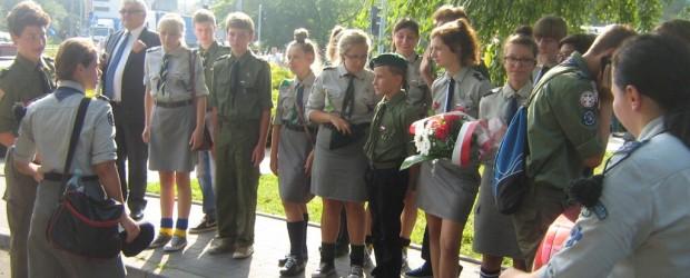 Mieleckie obchody 70 rocznicy Powstania Warszawskiego