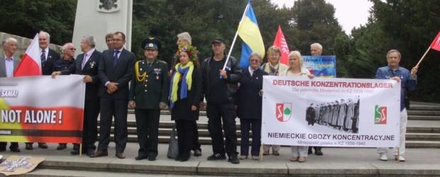 W Berlinie oddano hołd polskim Ofiarom II wojny światowej