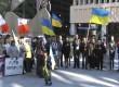 Polacy, Ukraińcy i Litwini razem przeciwko Putinowi. Relacja z Chicago (wideo)
