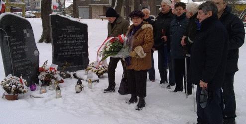 10.12.2011 r. – 10 grudnia – miesięcznica tragedii smoleńskiej w Chrzanowie
