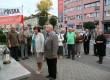 Miesięcznica tragedii smoleńskiej w Garwolinie – 10 września 2014 r.