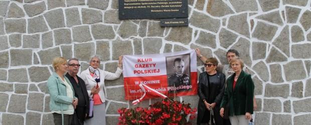 Miesięcznica tragedii smoleńskiej – 10 września 2014 roku