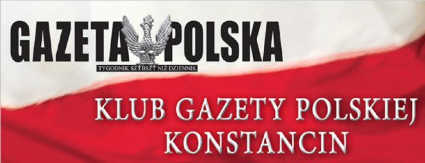 Antoni Macierewicz w Konstancinie, 16 października