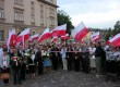 53. Miesięcznica Smoleńska w Krakowie (wideo)