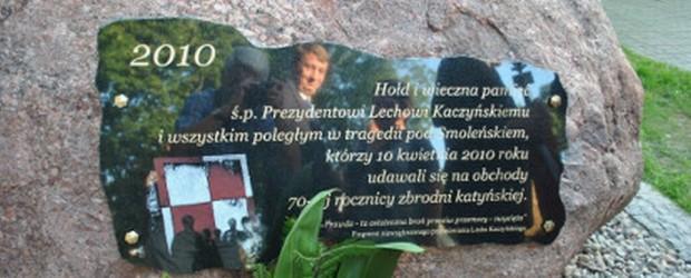 Pomnik ku czci Ofiar Katynia i Smoleńska