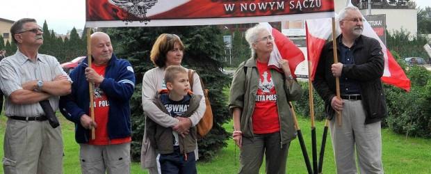 W 75. rocznicę napaści Niemiec na Polskę – urocczystości w Nowym Sączu