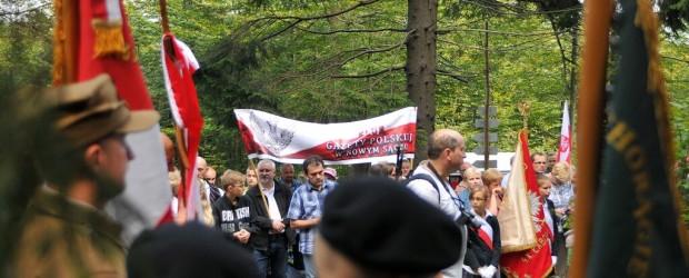 Msza na Hali Łabowskiej za ks. Gurgacza