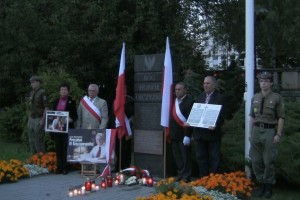 Uroczystości 53. miesięcznicy Tragedii Smoleńskiej w Opolu