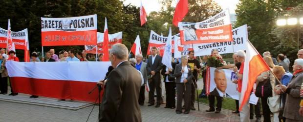 Uroczystości 75. rocznicy napaści Rosji Sowieckiej na Polskę – OPOLE (wideo)