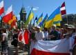 """Antyrosyjska demonstracja w Ottawie. """"Ukraina nie była pierwsza – kto następny?"""" [Fotorelacja oraz wideo]"""