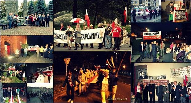 Obchody 54. miesięcznicy Tragedii Smoleńskiej w Polsce i na świecie