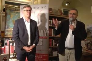 ATOMOWY SZPIEG – spotkanie ze Sławomirem Cenckiewiczem (wideo)