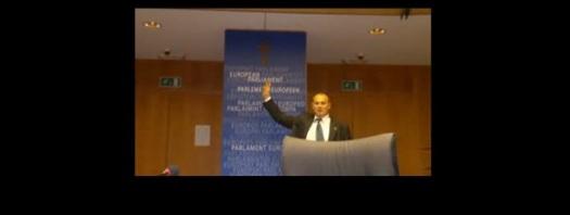 1 czerwca w PE zawieszono Krzyż (wideo)