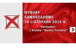 Wybory samorządowe 2014 r. –  NASI KANDYDACI