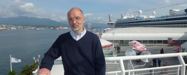 Profesor Andrzej Nowak w Vancouver (wideo)