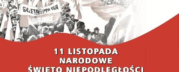 Uroczystości  11 listopada w Krakowie – ZAPROSZENIE