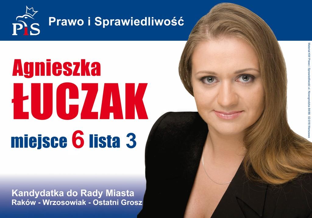 Czestochowa_A.Luczak wybory2014