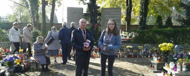 Katowice – Kwesta na ekshumację i identyfikację Żołnierzy Wyklętych