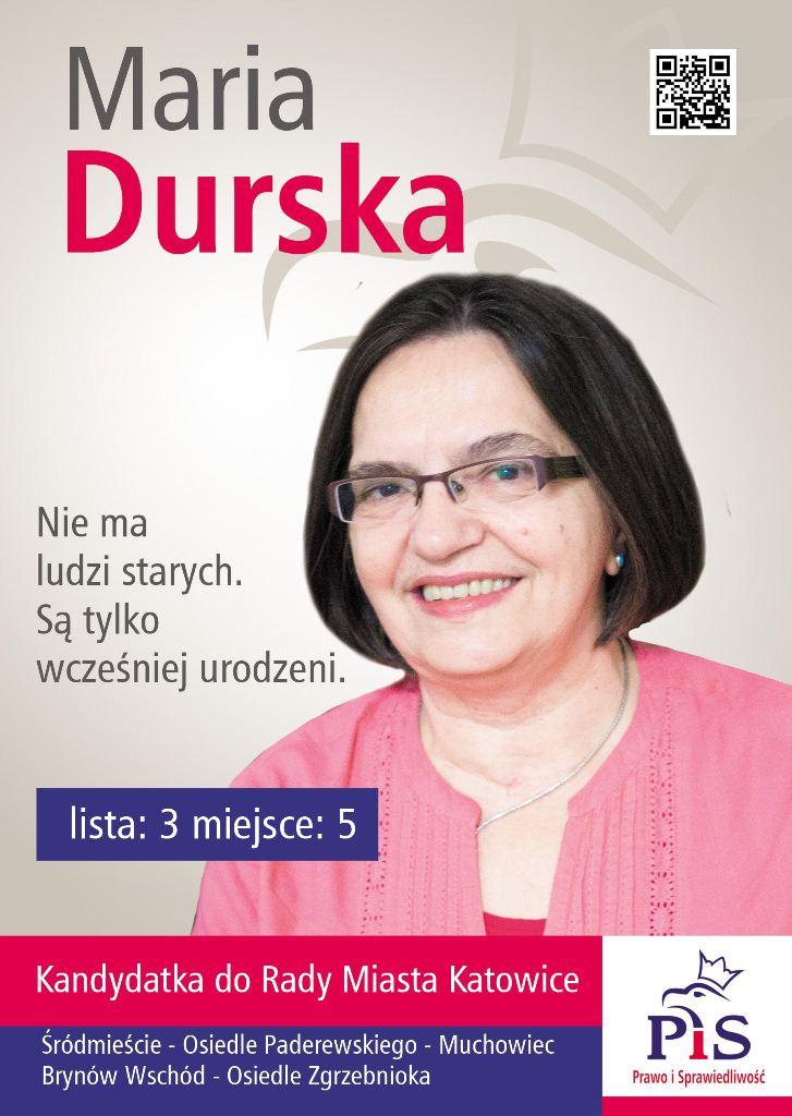 Katowice_Durska wybory2014