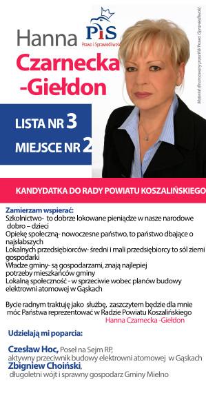 Koszalin_Giełdon wybory2014