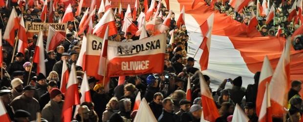 Jedziemy na Marsz Niepodległości! (miejsce zbiórki)