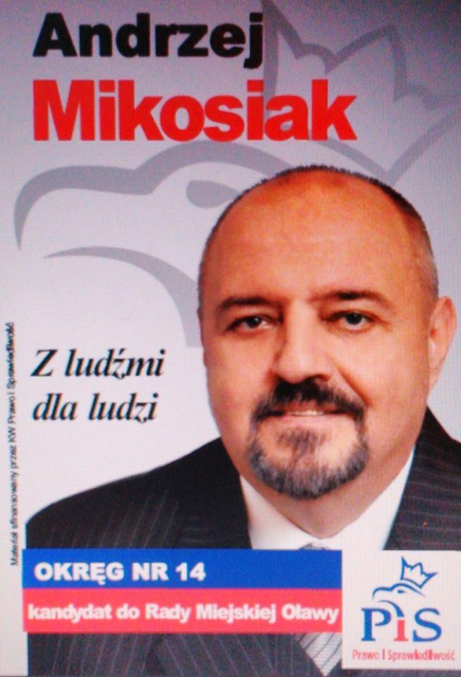 Oława_A.Mikosiak wybory 2014