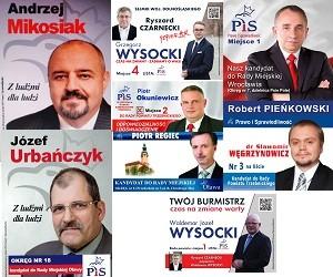 [Oława, Trzebnica] Kandydaci do wyborów samorządowych