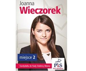 """WARSZAWA – MŁODZIEŻOWY KLUB """"GP"""" – Joanna Wieczorek"""