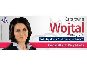 [Włodawa] Katarzyna Wojtal – kandydatka do Rady Miasta