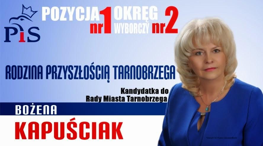 Tarnobrzeg_Kapusciak wybory2014