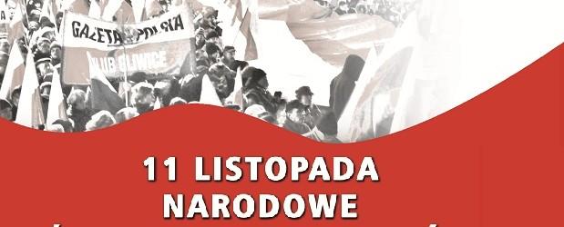 Obchody Narodowego Święta Niepodległości 11 listopada w Krakowie i Warszawie