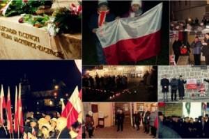 Obchody 56. miesięcznicy Tragedii Smoleńskiej w Polsce i na świecie