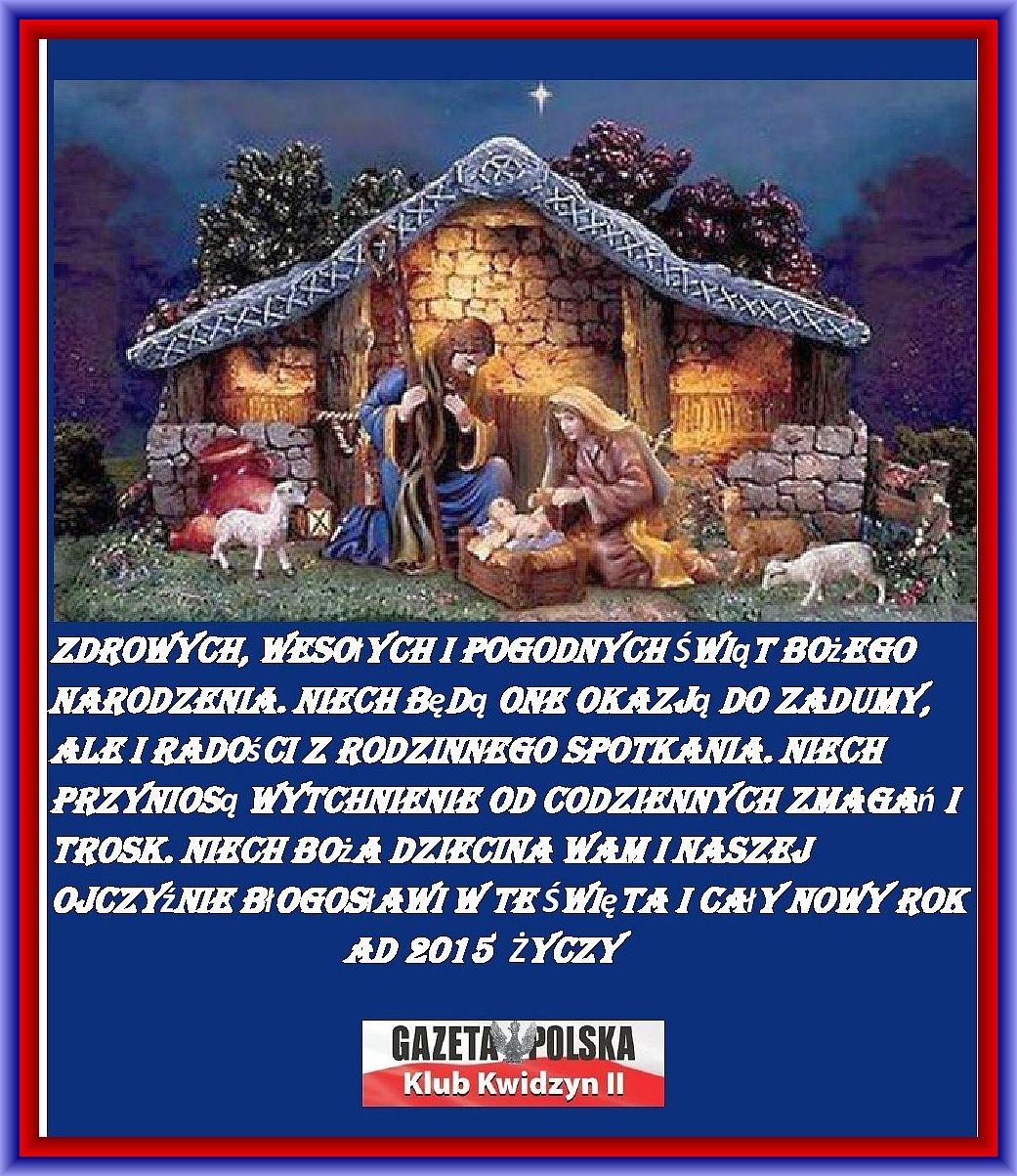 KwidzynII - zyczenia 2014